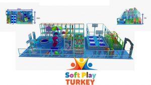 Top havuzu, soft play, yumuşak çocuk parkı