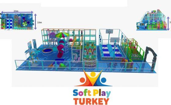Top Havuzu – Soft Play – İç Mekan Oyun Alanı