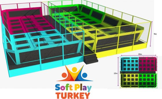 Trampoline Installation, Trampoline Equipment, Trampoline Park