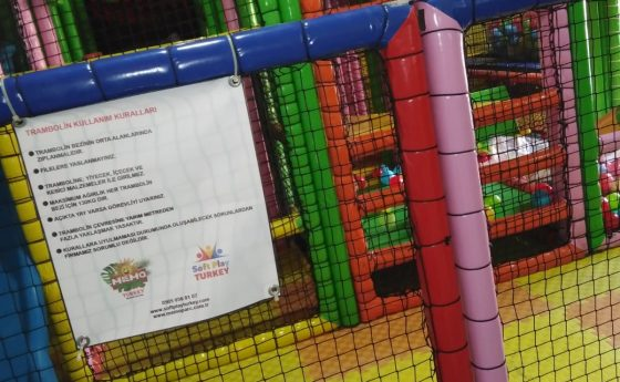 Soft Play and Trampoline Project Mersin City