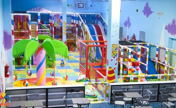 Sfax/Tunisia Soft Play and Trampoline Project