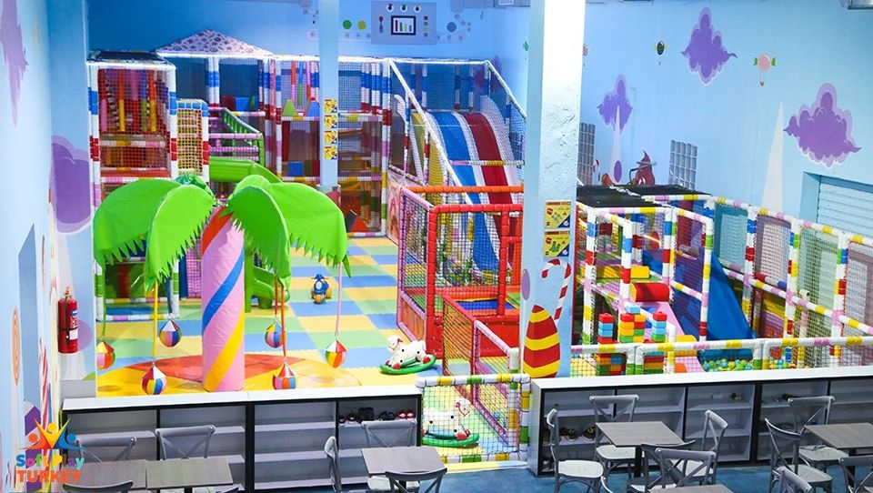 Sousse/Tunisie Soft Play and Trampoline Project