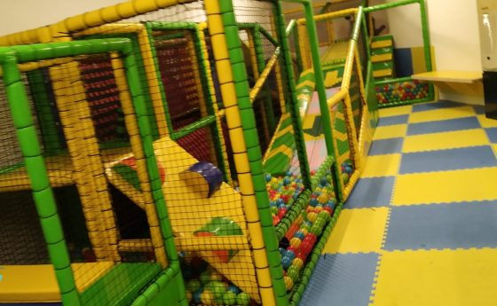 Antalya/Manavgat City Soft Play and Trampoline Project
