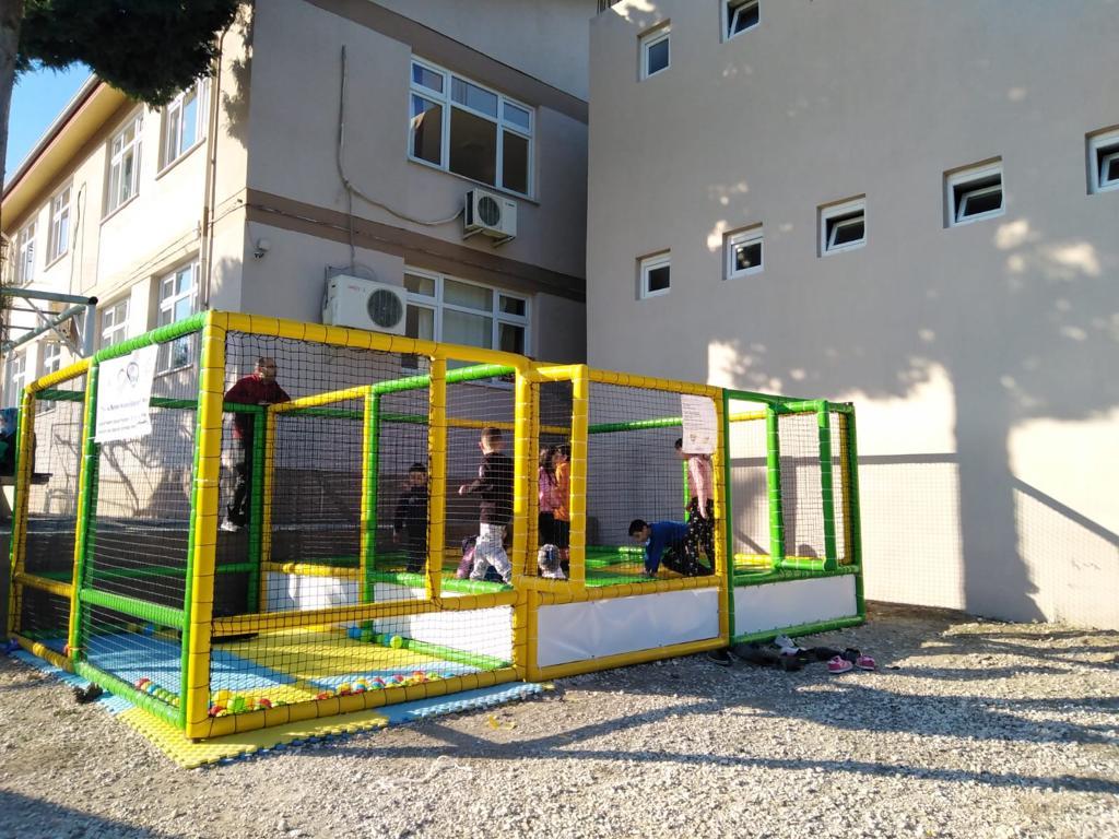 Project école primaire