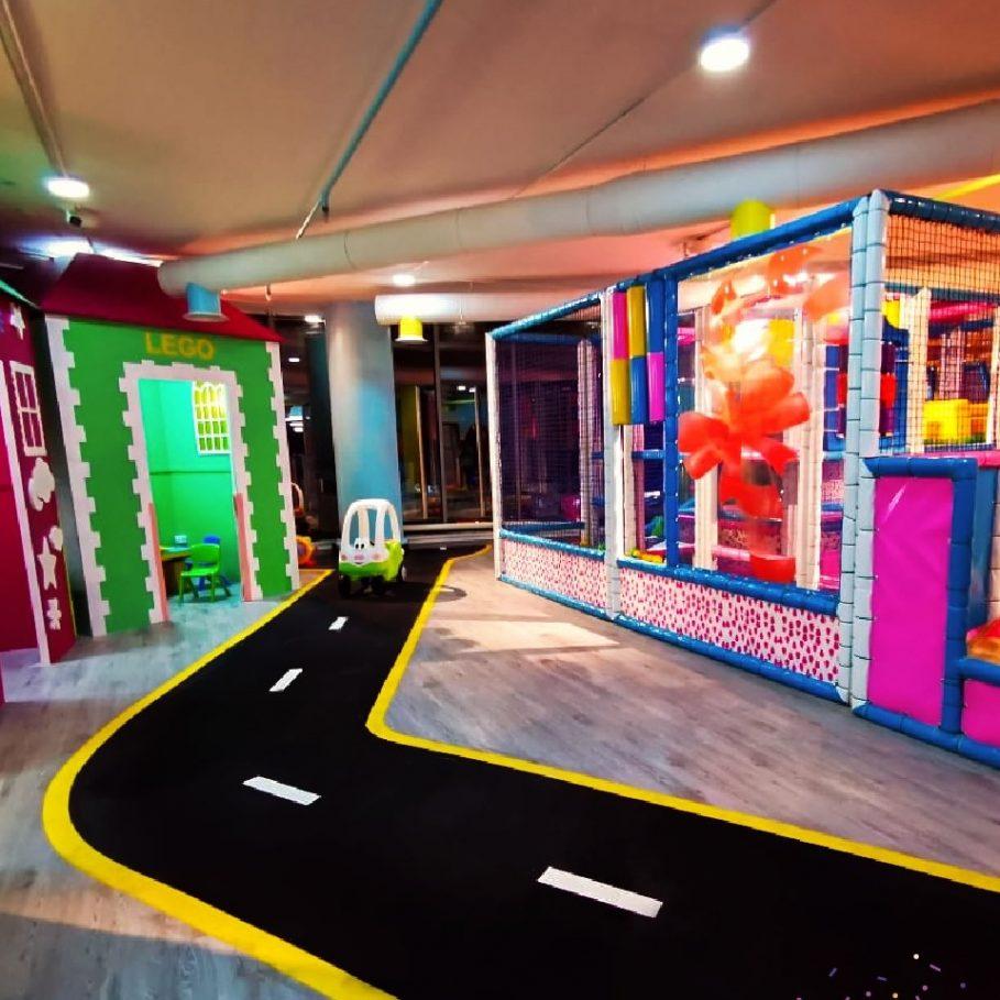 Indoor Playground   Ball Poll   Soft Play Jordan
