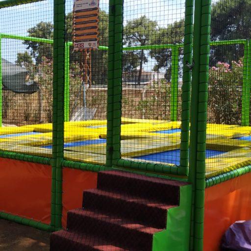 fournisseur trampoline parc | Fabrication Trampoline